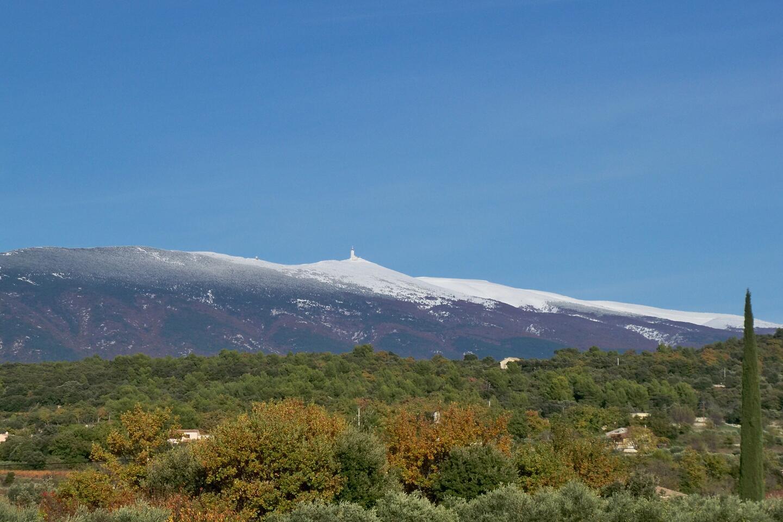 Region in Südfrankreich : Mont Ventoux - Provence