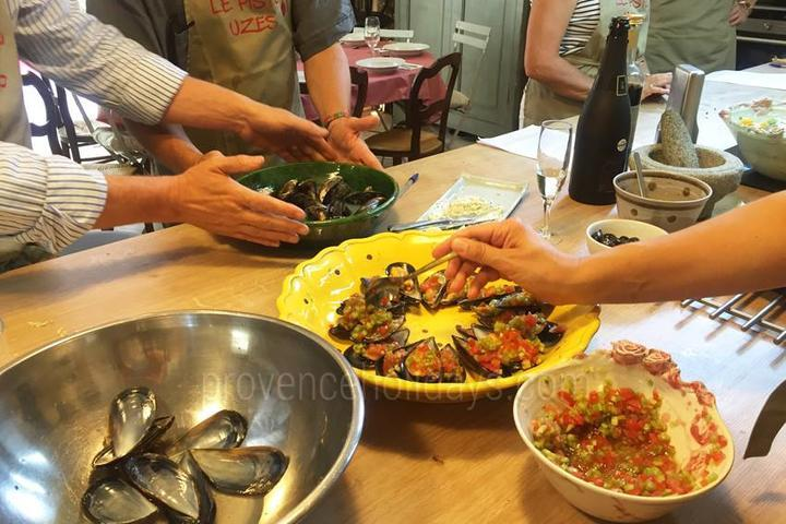 Cookery Classes in Uzès, Uzès & Pont du Gard : Le Pistou - Cookery School