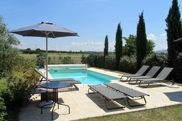 Holiday Rental with Air Conditioning near Gordes