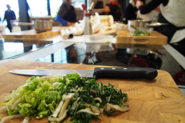 Cookery Classes in Le Thor, Luberon : MarCook Cours de Cuisine