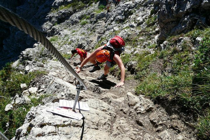 Buitenshuis in Cavaillon, Luberon : Via Ferrata