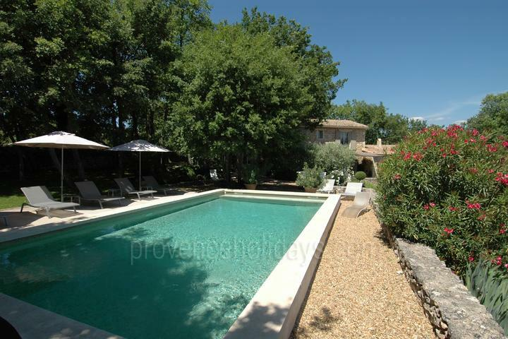 Holiday villa in Goult, Luberon