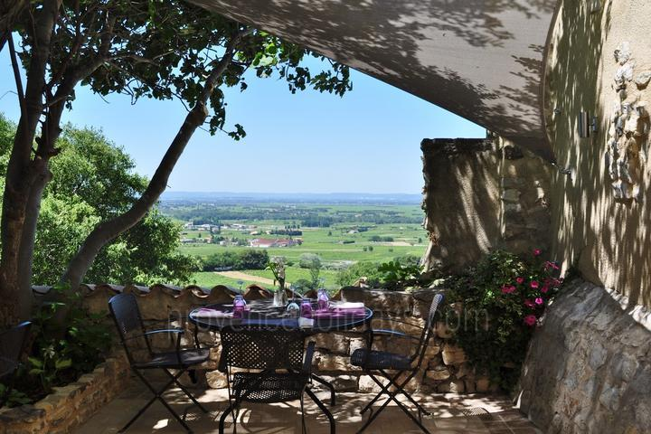 Cookery Classes in Séguret, Haut Vaucluse : Le Mesclun