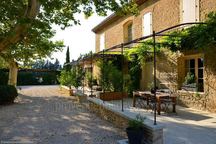 Holiday villa in Monteux, Near Avignon