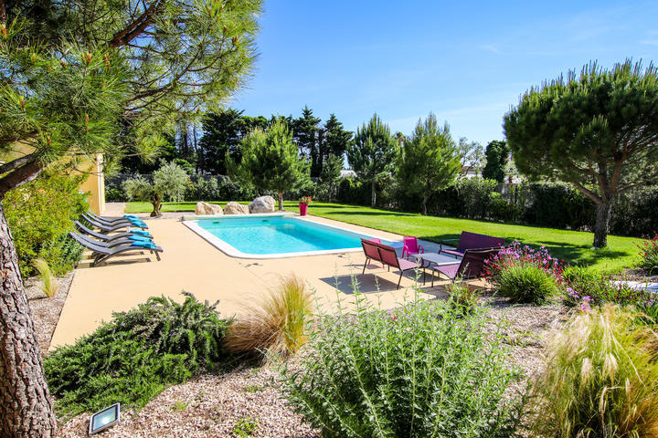 Pet-friendly Villa near the Mont Ventoux
