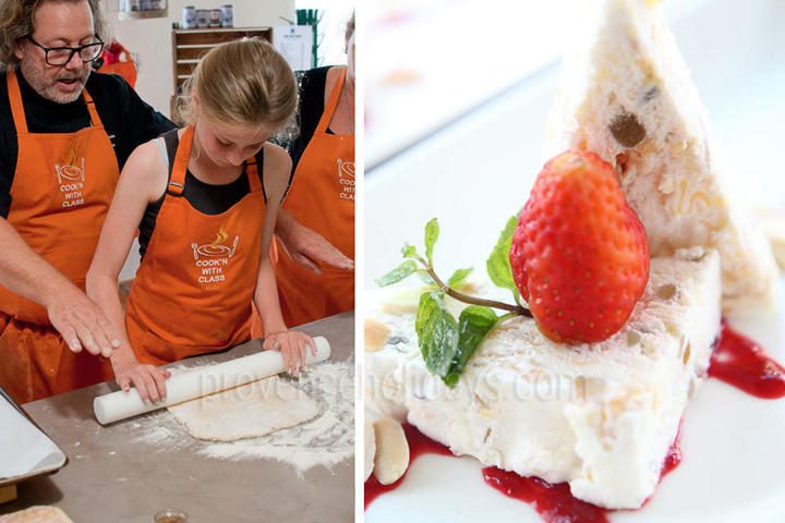 Cookery Classes in Uzès, Uzès & Pont du Gard : Cook'n with Class - Provençal Dessert