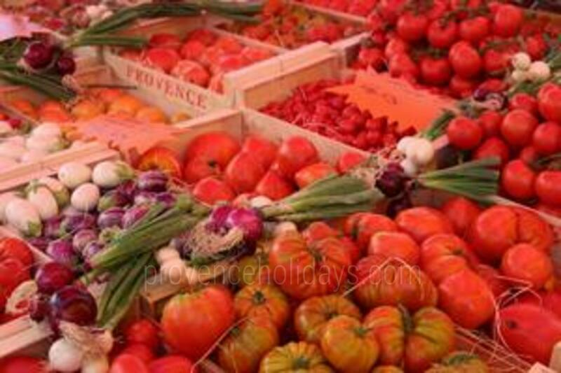 The Beautiful Markets of Provence