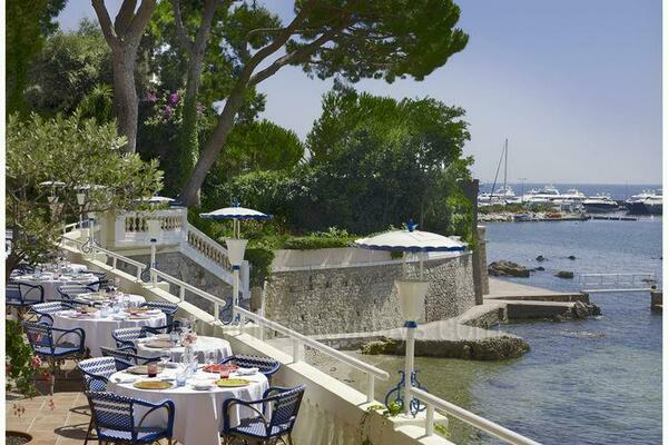 Tourism in Antibes
