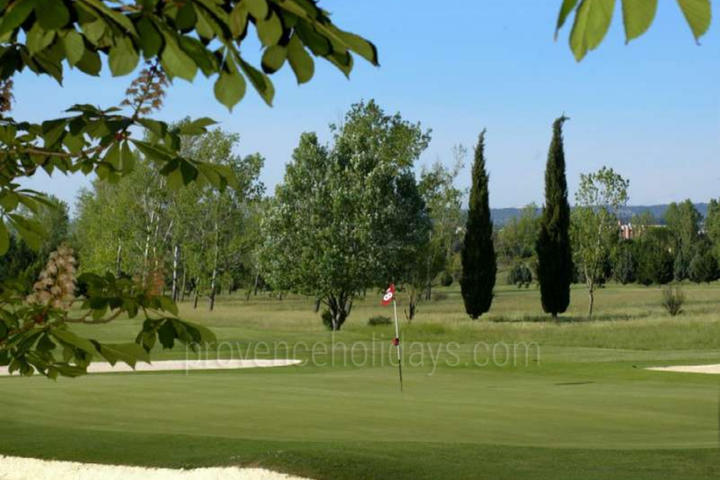 Golf Courses in Aix-en-Provence, Near Aix-en-Provence : Golf Club Aix Marseille