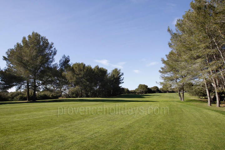 Golf Ouest Provence Miramas - 2