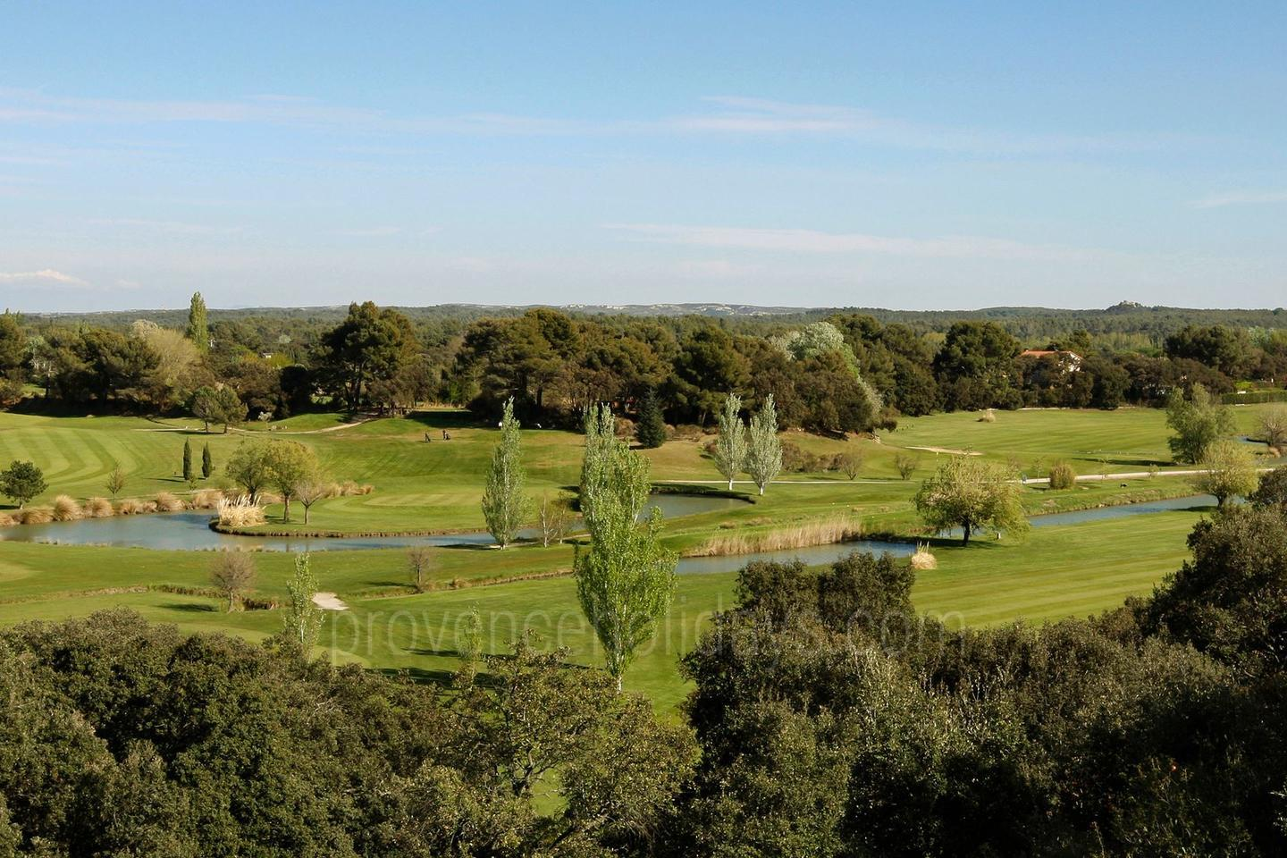 Golf Ouest Provence Miramas - 1