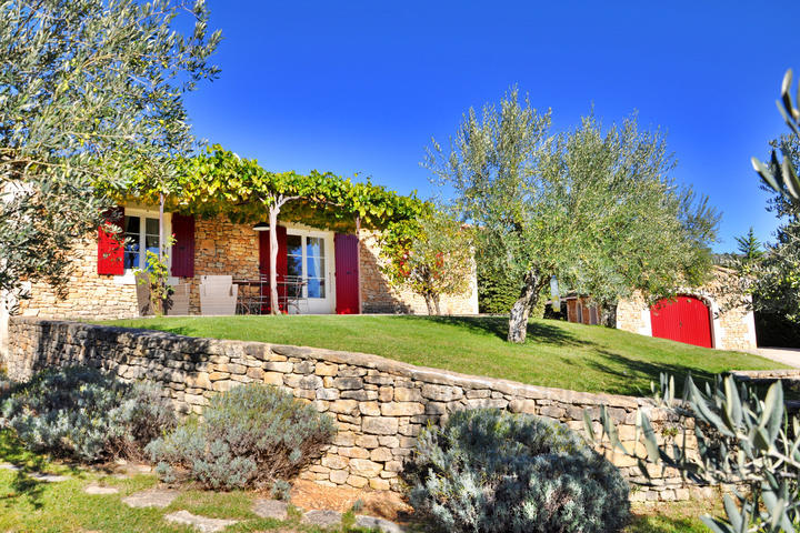 Holiday villa in Lioux, Luberon