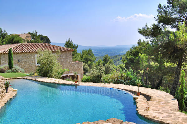 Bastide des Roches: Swimming Pool - 6