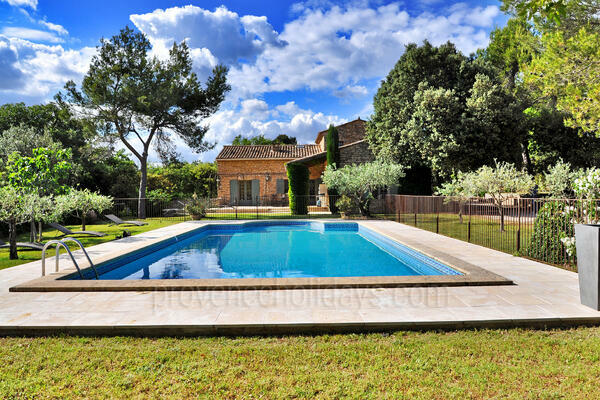 Holiday Rental in Ménerbes in the Luberon
