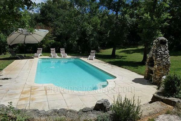 Holiday Rental Bastide in Apt in the Luberon