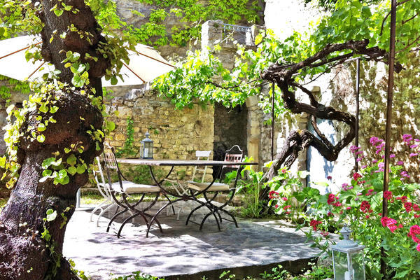 Beautiful Holiday Rental Village House in the heart of Vaison-la-Romaine