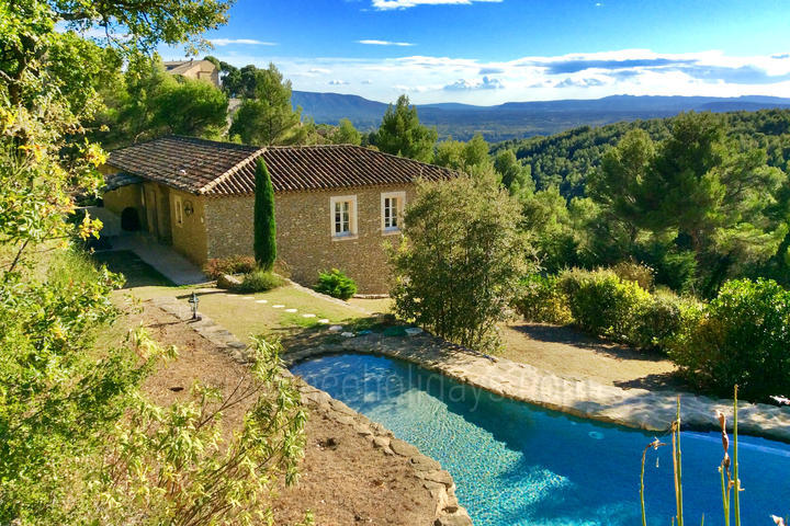 Bastide des Roches: Swimming Pool - 4