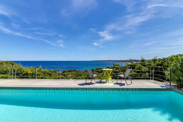 Exceptionnal Villa to rent with Heated Pool in the French Riviera / Côte d'Azur