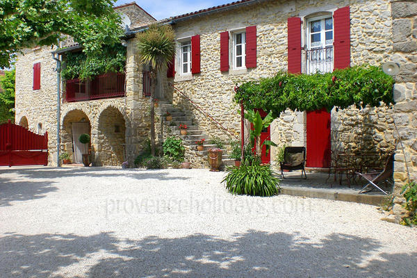 Holiday Rental Bastide in the Cévennes