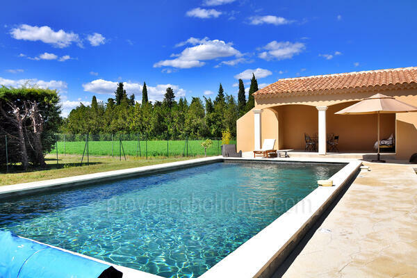 Stunning Holiday Rental Villa in the Alpilles