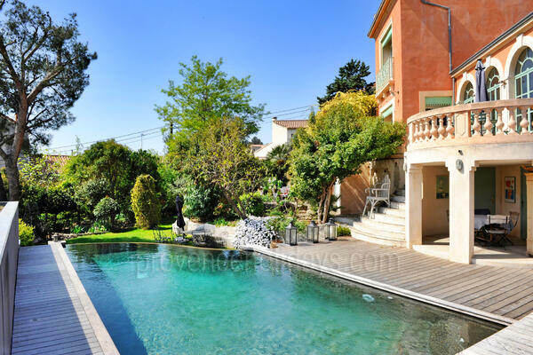 Bastide de la Corniche: Swimming Pool - 2
