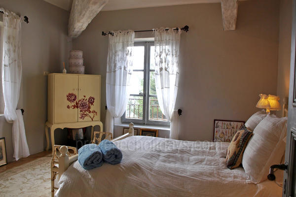 Bastide des Roches: Bedroom - 20