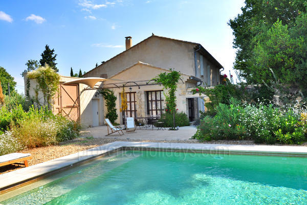 Holiday Rental Farm with Heated Pool in the Luberon