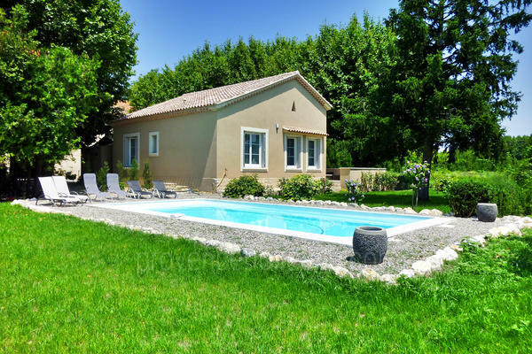 Holiday Rental Villa in the heart of Saint-Rémy-de-Provence