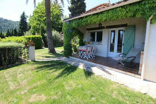 Holiday Rental Villa in the heart of Grasse
