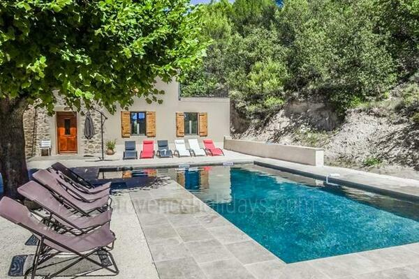 Provençal Holiday Rental House in the Haut Vaucluse