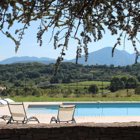 ❤️ Oh Provence! Large holiday rental in Malaucene. Relax by the pool or dare to cycle the Mont Ventoux! (Ref MAL-010) ❤️