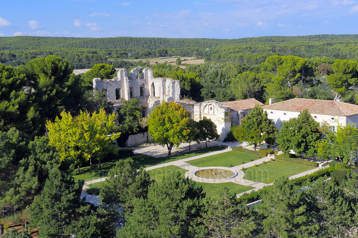Luxury Château for 22 Guests in Aix-en-Provence