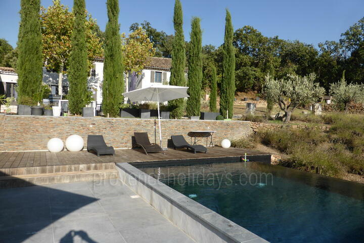 Holiday villa in Apt, Luberon