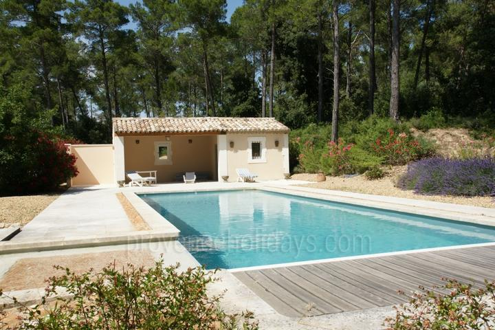 Holiday villa in Barbentane, Alpilles