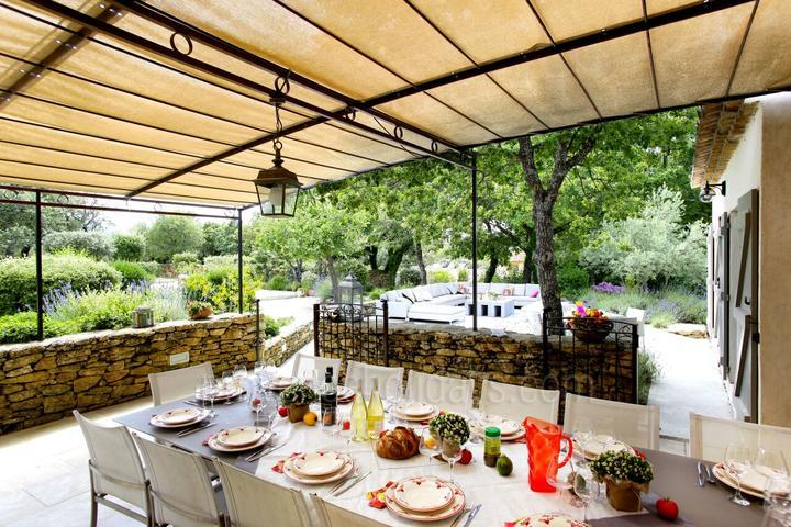 Holiday villa in Bonnieux, Luberon