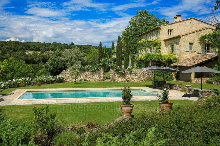 Beautiful Holiday Home in Bonnieux, Provence