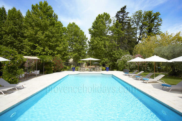 Holiday villa in Cabannes, Alpilles