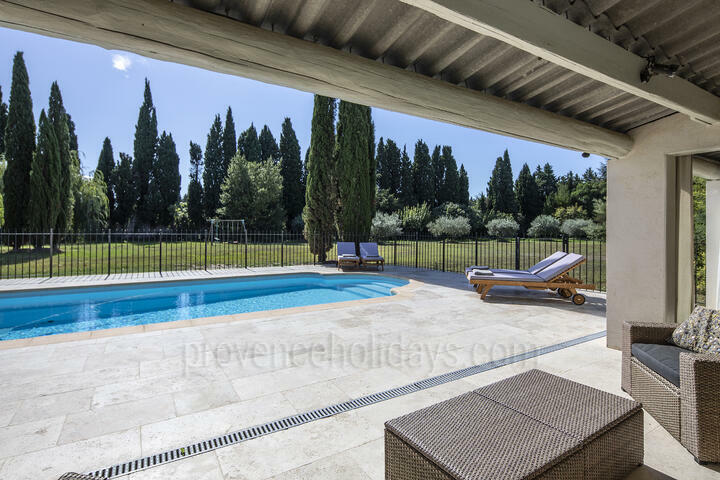Holiday villa in Châteaurenard, Alpilles