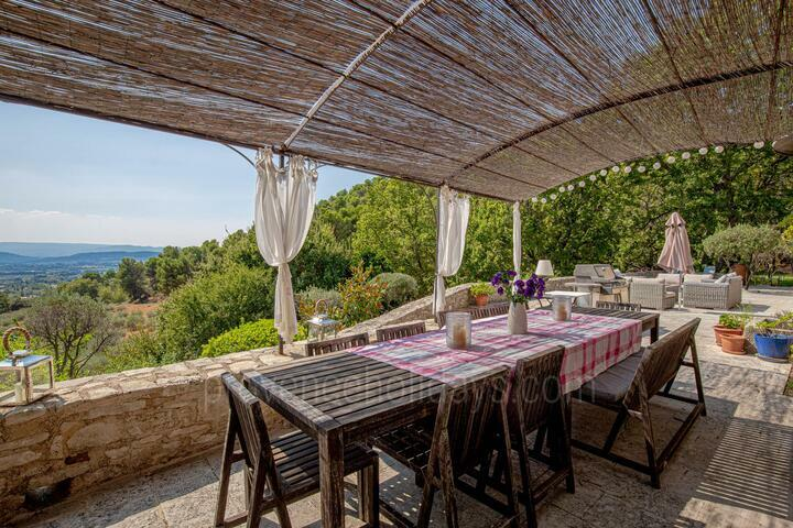 Holiday villa in Cucuron, Luberon