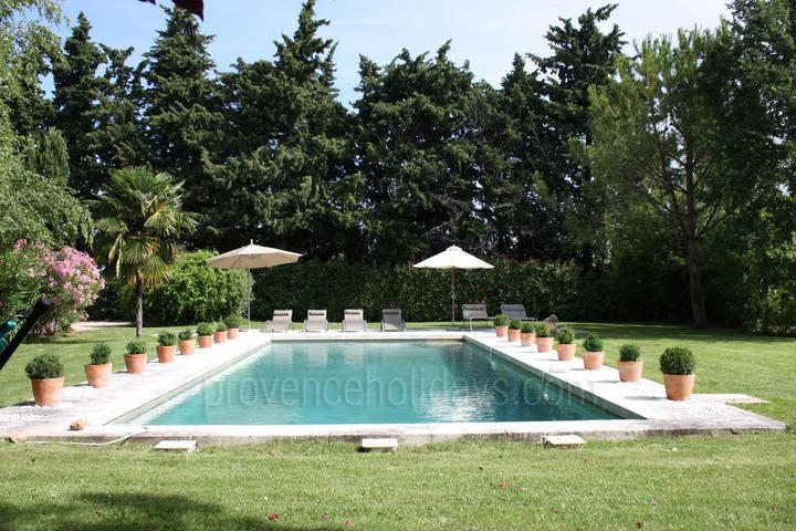 Beautiful Vacation Rental in Eygalières