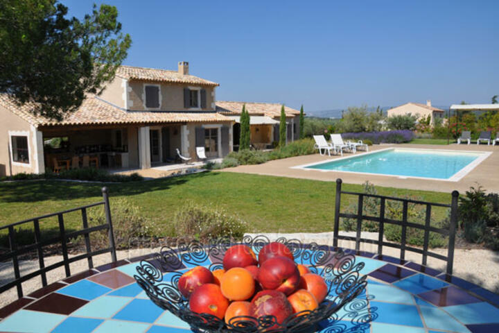 Holiday villa in Eygalières, Alpilles