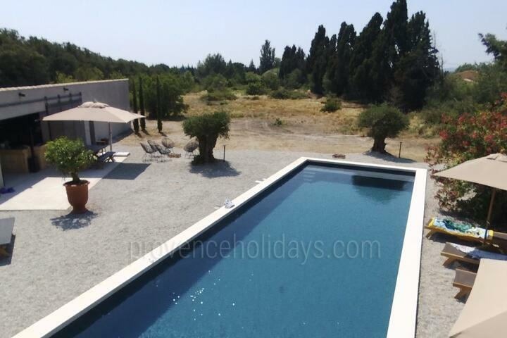Holiday villa in Eyragues, Alpilles