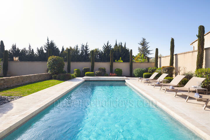Holiday villa in Eyguières, Alpilles