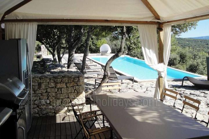 Provençal Holiday Rental a stone's throw from Gordes