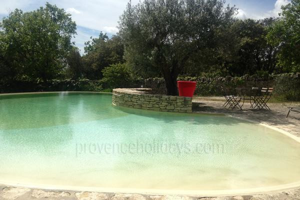 Chez Martin: Swimming Pool - 21