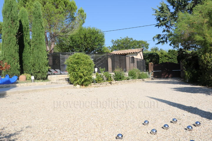 Ideal Vacation Rental for families in Isle sur la Sorgue