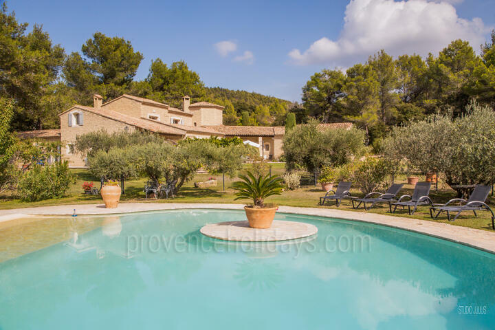 Holiday Rental in Baux-de-Provence in the Alpilles
