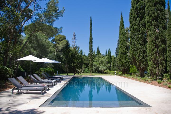 Holiday villa in Le Pradet