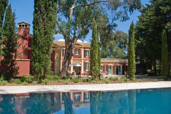 Domaine du Pradet: Swimming Pool - -1