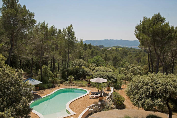 Holiday villa in Lourmarin, Luberon